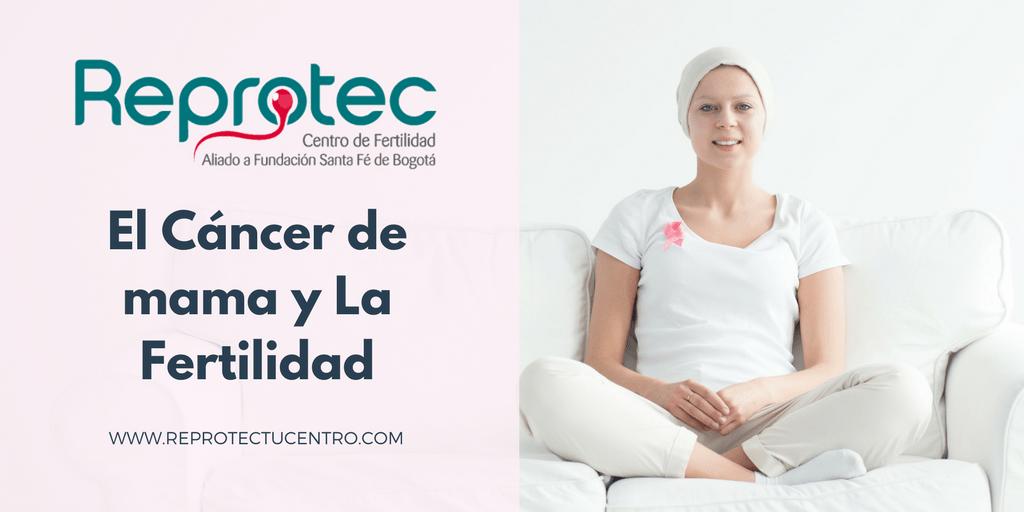 cancer de seno y fertilidad