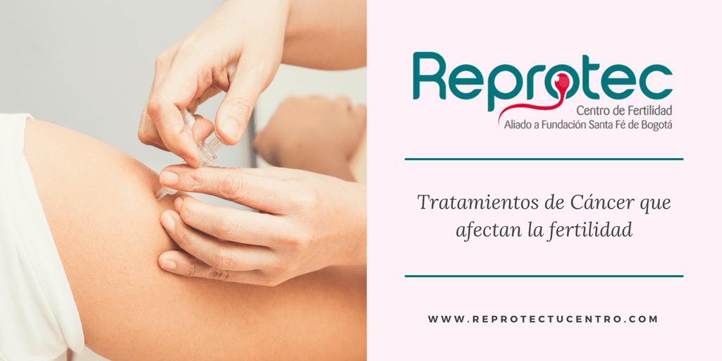 tratamientos de cancer fertilidad